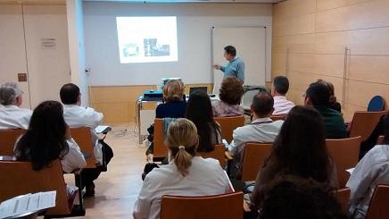 Sesión de Pediatría, 14/10/2014