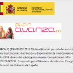 Logo AVANZA y MINECO